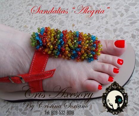 sandalias Aegria