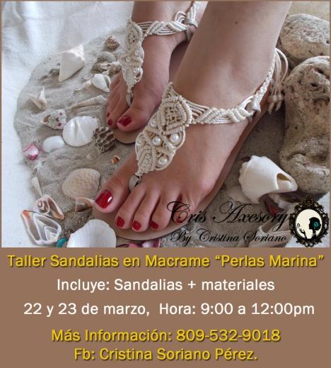 taller sandalias macrame - Copy